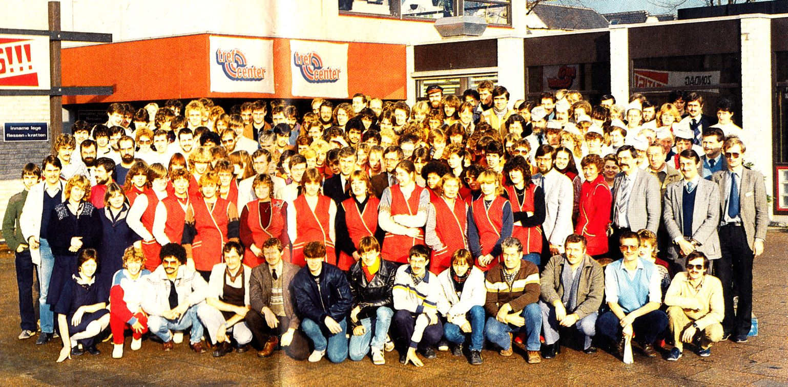 Afbeelding #000 voor het verhaal Winkelcentrum Middelburg wordt Tref