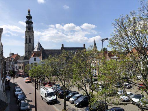 Afbeelding #000 voor het verhaal Winkels en Weekmarkt Middelburg deels geopend op Hemelvaartsdag 2020