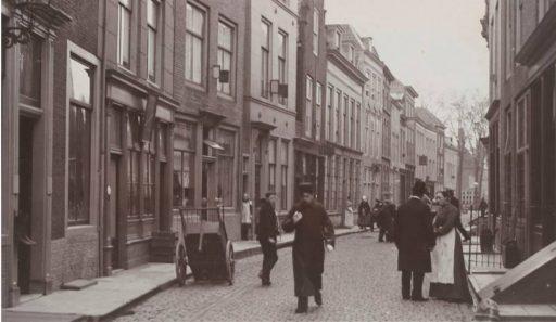 Afbeelding #000 voor het verhaal Winkels in de Lange en Korte Noordstraat in Middelburg, 1900-1940