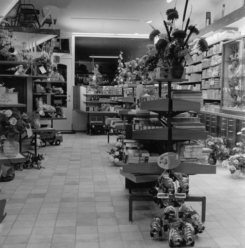 Afbeelding #002 voor het verhaal Winkels van toen: Speelgoedhuis Oké in de Langeviele