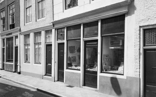 Afbeelding #001 voor het verhaal Winkels van weleer: 't Jantje van Alles in de Korte Noordstraat in Middelburg