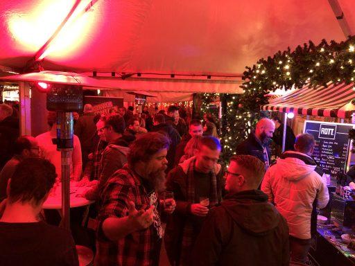 Afbeelding #000 voor het verhaal Winter Bierfestival Middelburg 2019, vrijdagavond
