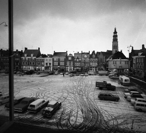 Afbeelding #000 voor het verhaal Winters Middelburg door de jaren heen