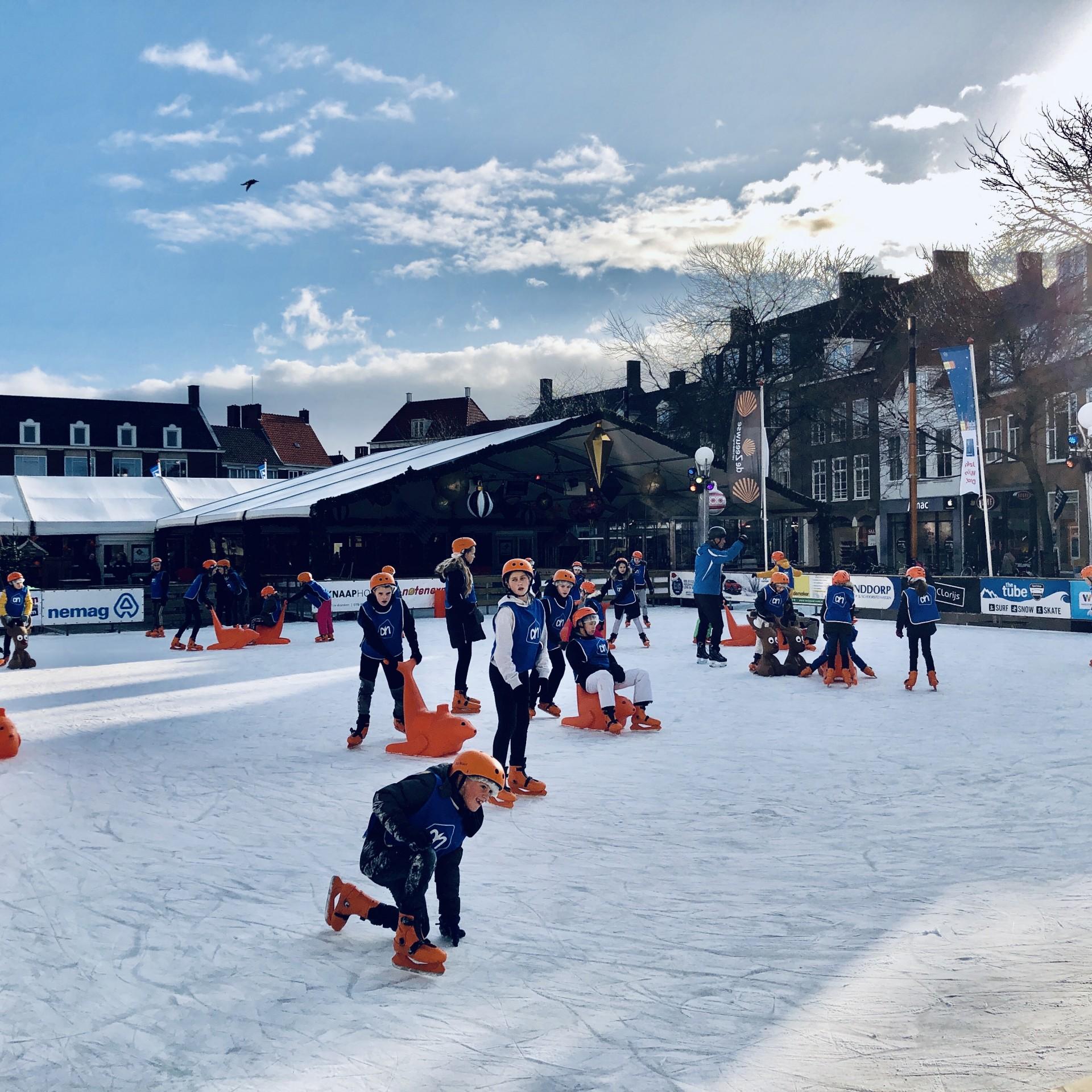 Afbeelding #000 voor het verhaal Winterstad 2020: Vooralsnog geen ijsbaan op de Markt in Middelburg