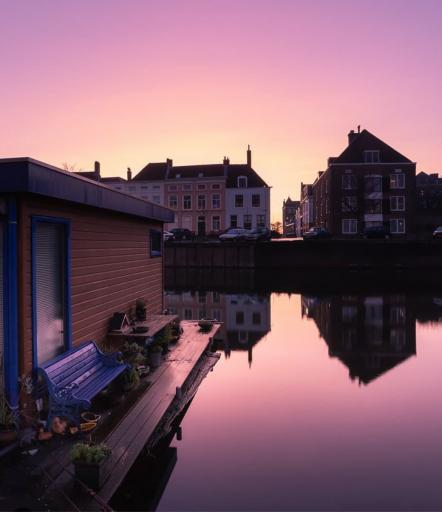 Afbeelding #003 voor het verhaal Winterstad! Middelburg op Instagram, december 2019