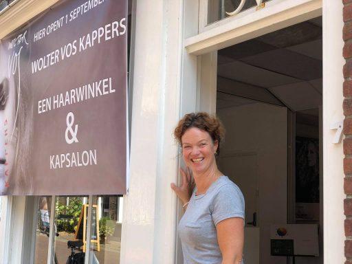 Afbeelding #000 voor het verhaal Wolter Vos Kappers opent in Middelburg