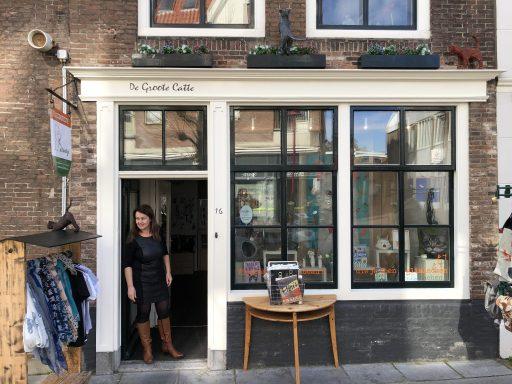 Afbeelding #000 voor het verhaal Woonkunst Middelburg wordt Katdootje