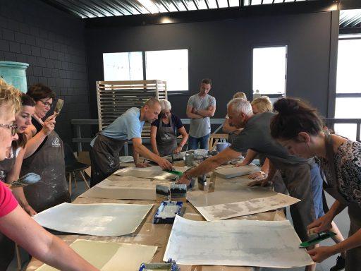 Afbeelding #001 voor het verhaal Workshops kalkverven bij Autentico Paint in Middelburg