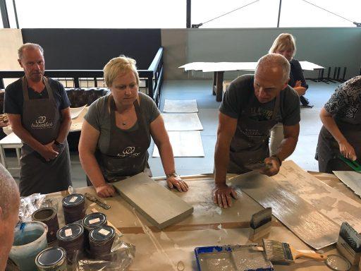 Afbeelding #004 voor het verhaal Workshops kalkverven bij Autentico Paint in Middelburg