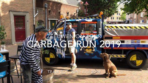Afbeelding #000 voor het verhaal Zeeuwen on Tour: Team Zot naar Carbage Run 2019