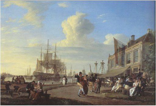Afbeelding #000 voor het verhaal Zee(uw)post: Chirurgijn Huizing verpest de brief van Engelbrecht Witting 15 april 1758