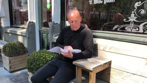 Afbeelding #000 voor het verhaal Zee(uw)post: De moeder van Willem Cornelissen Blok wil dat hij zijn broer Jan van het drinken afhoudt