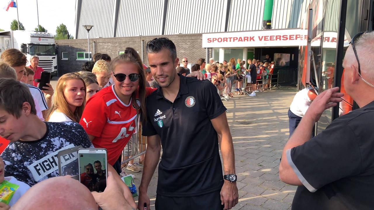Afbeelding #000 voor het verhaal Zeeuws Elftal vs. Feyenoord deel 2 (video)