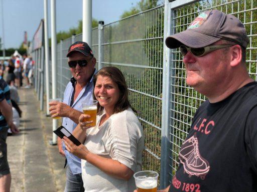 Afbeelding #003 voor het verhaal Zeeuws elftal vs. Feyenoord in Middelburg deel 1
