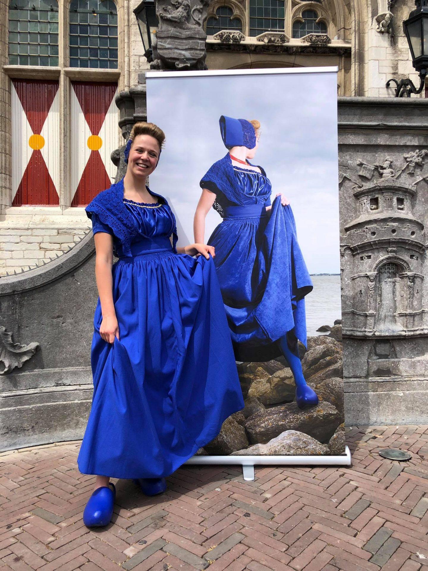 Afbeelding #000 voor het verhaal Zeeuws Meisje 2019 in Middelburg