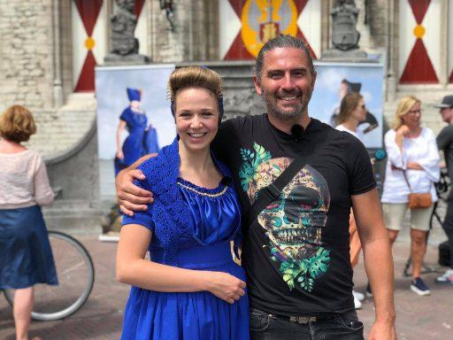 Afbeelding #001 voor het verhaal Zeeuws Meisje 2019 in Middelburg