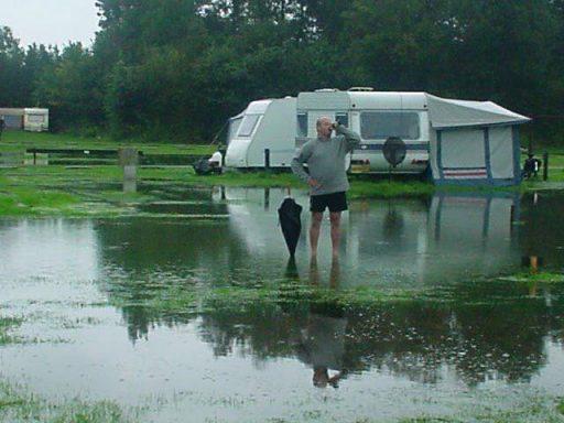 Afbeelding #000 voor het verhaal Zij waren De Camping!