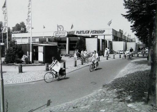 Afbeelding #000 voor het verhaal Zij waren De Stad! Middelburg, in 1985