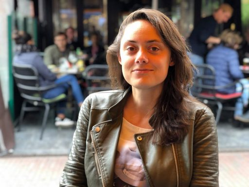 Afbeelding #000 voor het verhaal Zij zijn De Stad: Charlotte Antheunisse