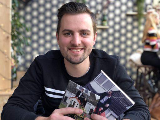 Afbeelding #000 voor het verhaal Zij zijn De Stad: Michael van Oostende