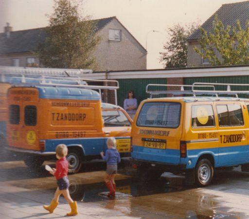 Afbeelding #000 voor het verhaal Zij zijn De Stad! Uit de archieven van schoonmaakbedrijf 't Zanddorp