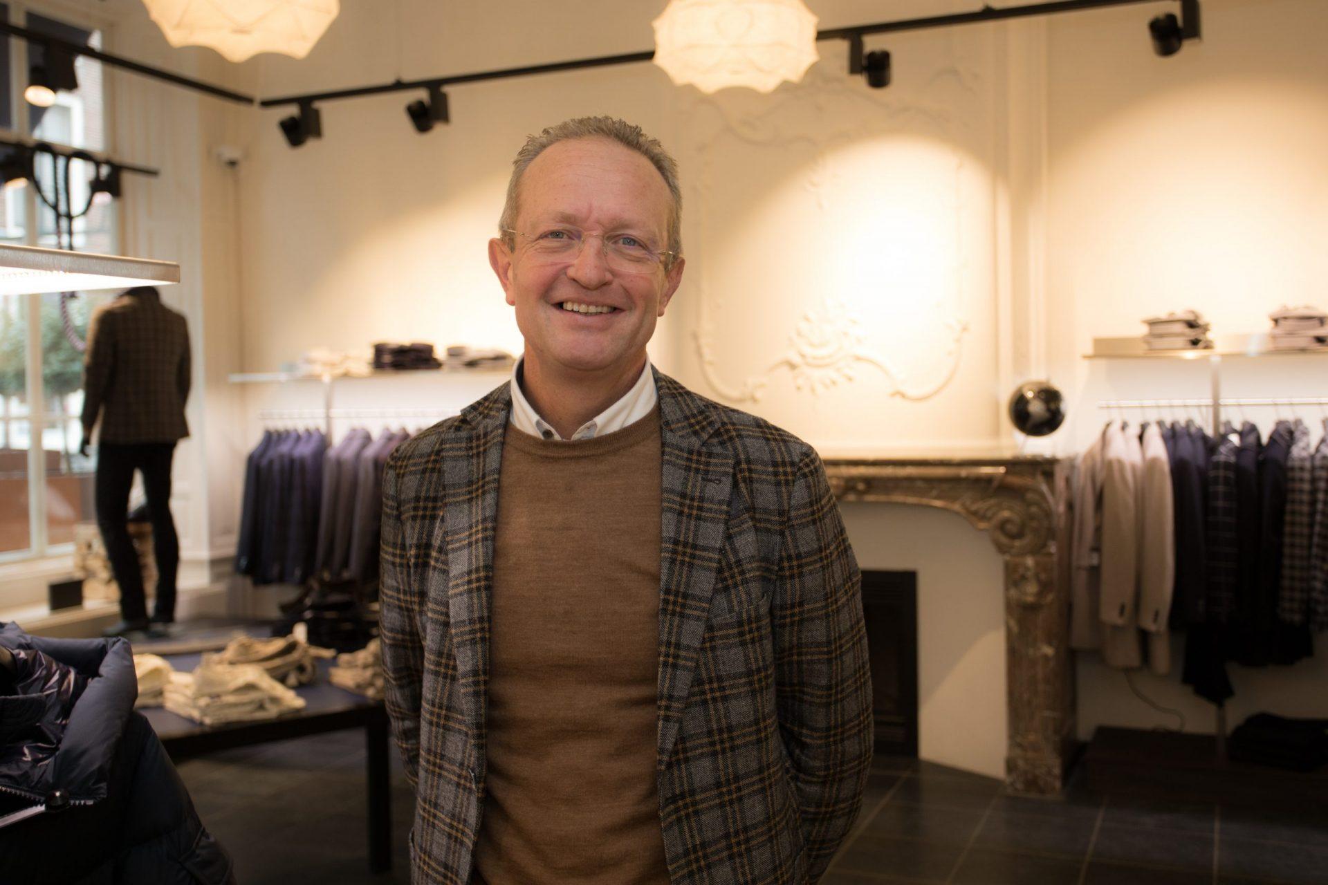 Afbeelding #001 voor het verhaal Zij zijn De Stad: vijf Middelburgse winkeliers