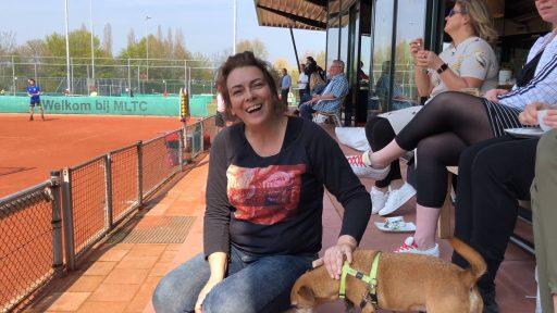 Afbeelding #000 voor het verhaal Zij zijn De Tennissers! Op bezoek bij MLTC & Baan 13