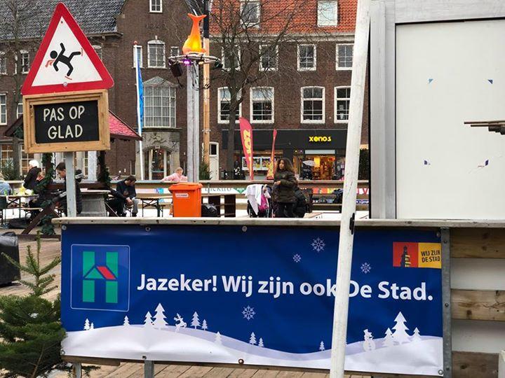 Afbeelding #000 voor het verhaal Zij zijn ook De Stad, jazeker!