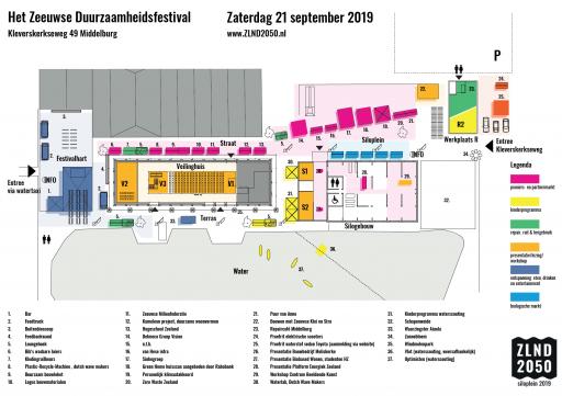Afbeelding #000 voor het verhaal ZLND 2050: een nieuw Duurzaamheidsfestival in Middelburg