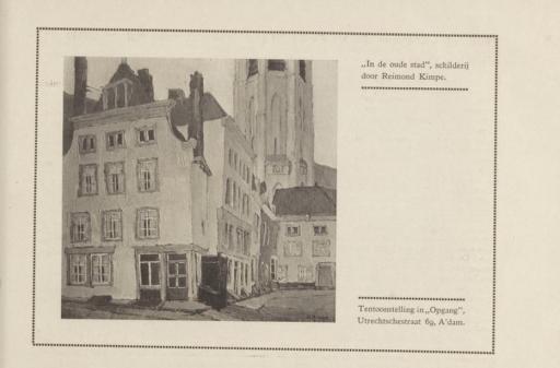 Afbeelding #001 voor het verhaal Zoeken naar oud-Middelburg in 1.5 miljoen nieuwe pagina's van Delpher