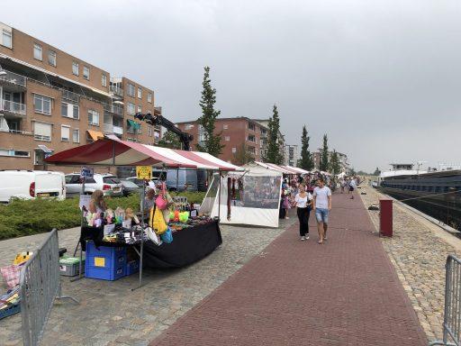 Afbeelding #000 voor het verhaal Zomeravondmarkt op de Loskade