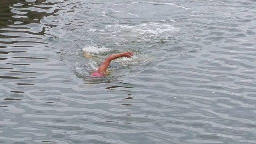 Afbeelding #000 voor het verhaal Zwemmen in de grachten van Middelburg