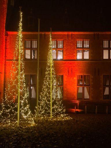 Afbeelding #002 voor het verhaal Joris' Kerstboom ook dit jaar vanuit Middelburg…in stilte