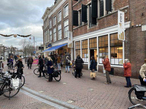 Afbeelding #000 voor het verhaal Middelburg Centrum, maandagmiddag 14 december 2020