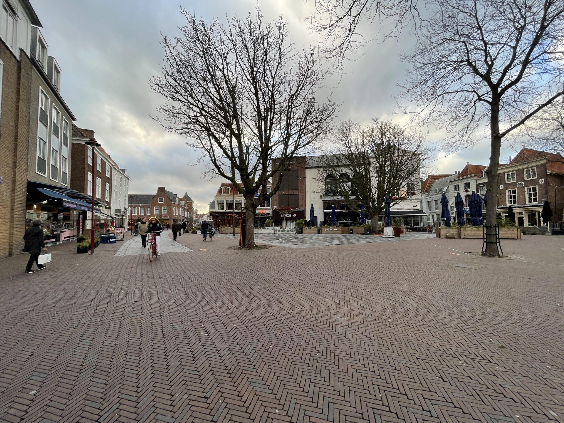 Afbeelding #008 voor het verhaal Middelburg Centrum, maandagmiddag 14 december 2020
