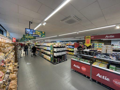 Afbeelding #003 voor het verhaal Uitgebreide en vernieuwde Aldi heropend aan de Euromarkt in Middelburg