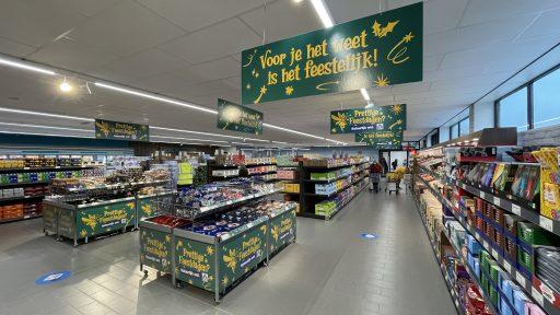 Afbeelding #018 voor het verhaal Uitgebreide en vernieuwde Aldi heropend aan de Euromarkt in Middelburg