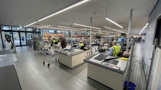 Afbeelding #015 voor het verhaal Uitgebreide en vernieuwde Aldi heropend aan de Euromarkt in Middelburg