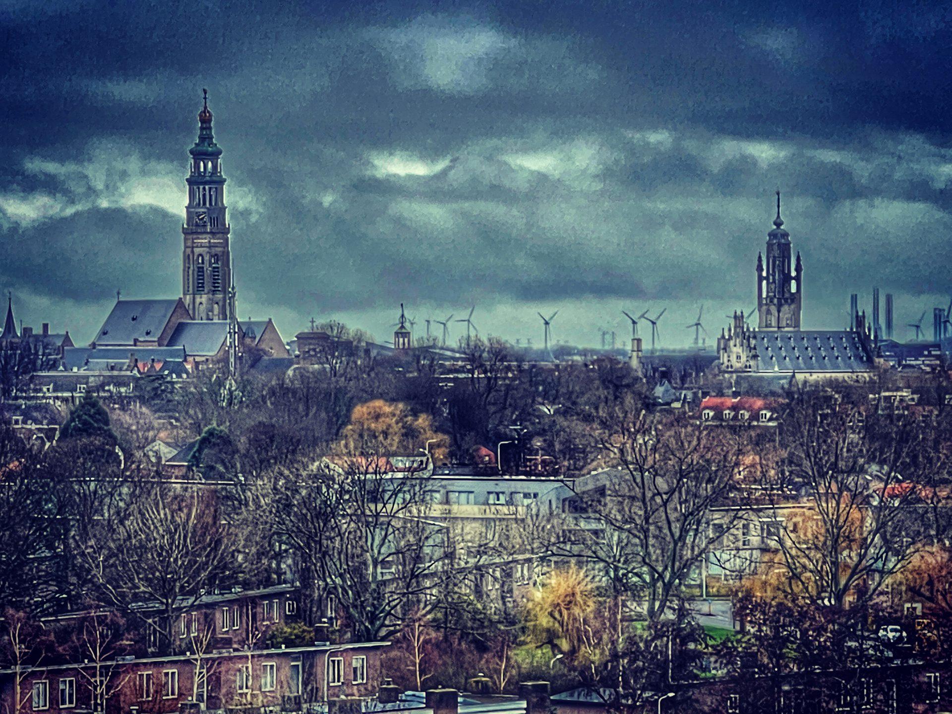 Afbeelding #002 voor het verhaal Zij zijn De Stad: Ad Hanneman
