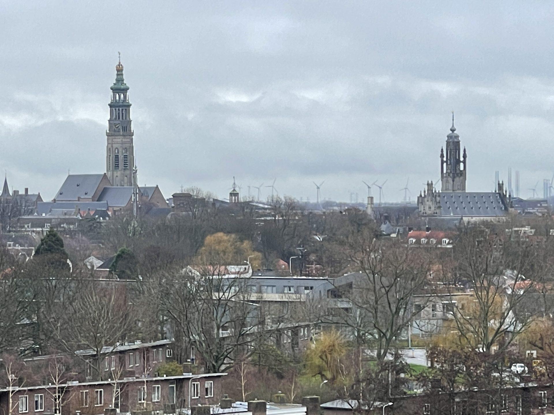 Afbeelding #001 voor het verhaal Zij zijn De Stad: Ad Hanneman