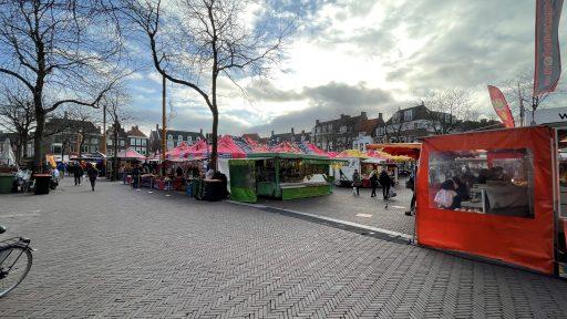 Afbeelding #004 voor het verhaal De Mediterraanse specialiteiten van Nazir Ahmed op Weekmarkt Middelburg