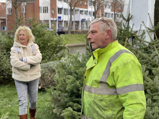 Afbeelding #003 voor het verhaal Piet Vreugdenhil weer gestart met de verkoop van Kerstbomen