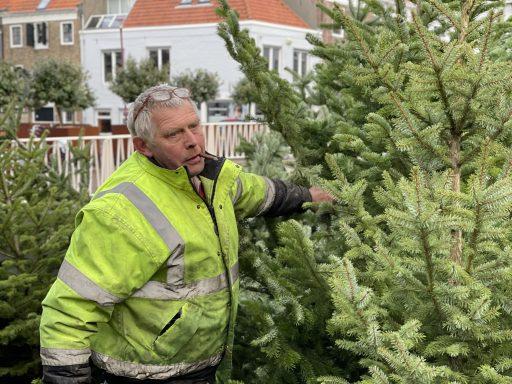 Afbeelding #006 voor het verhaal Piet Vreugdenhil weer gestart met de verkoop van Kerstbomen