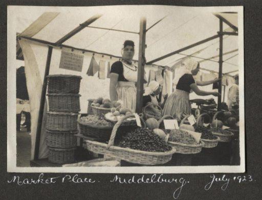Afbeelding #013 voor het verhaal Een uitstapje naar Middelburg, juli 1923