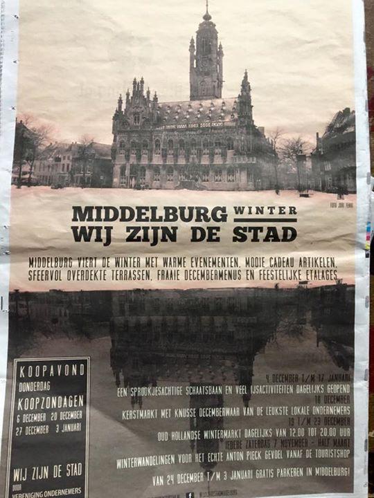 Afbeelding #004 voor het verhaal Even terug naar Middelburg…in december 2015