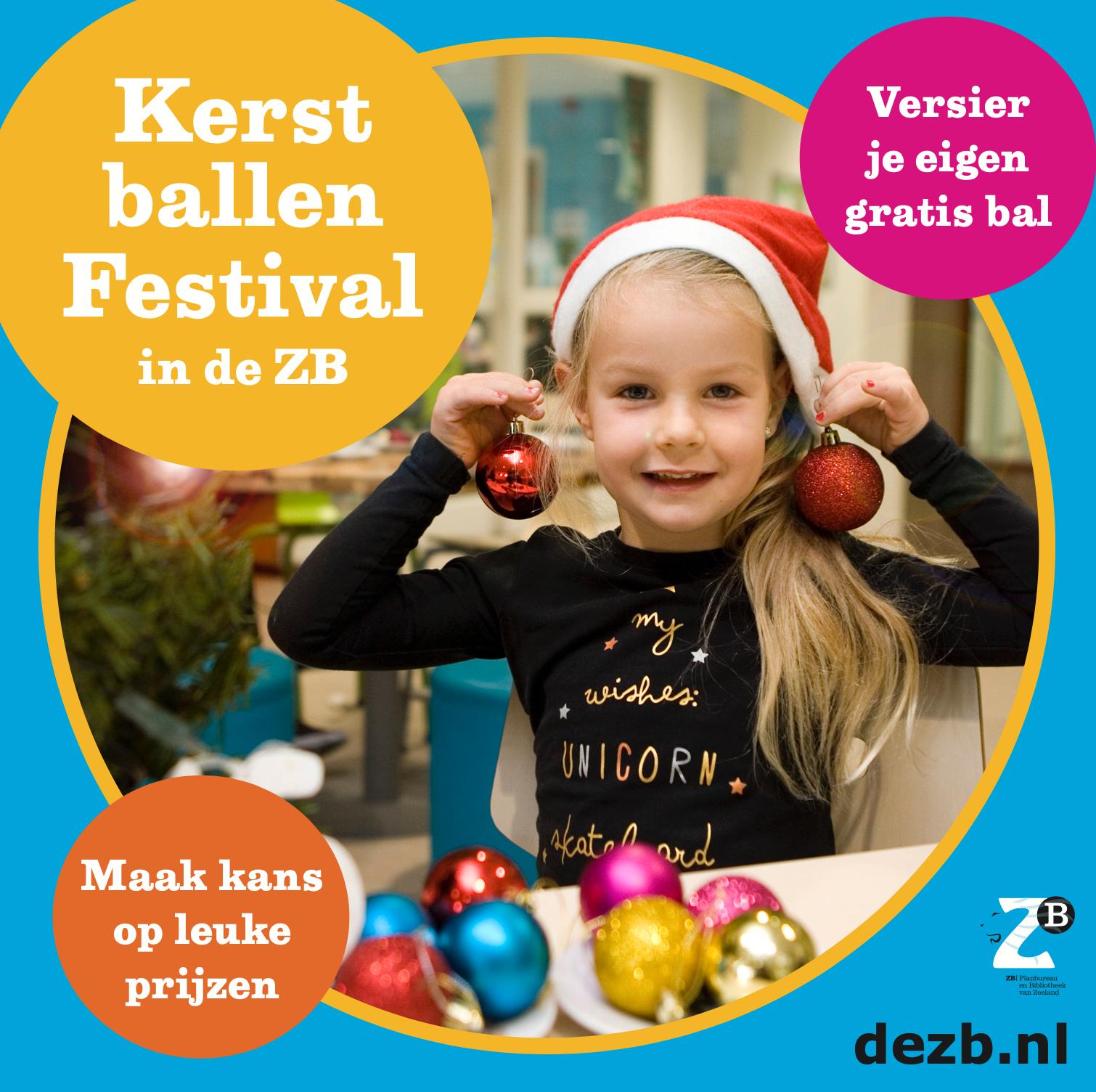 Afbeelding #000 voor het verhaal Kerstballenfestival ZB vormt een mooie combinatie met de Alfabet Lichtjes Expeditie