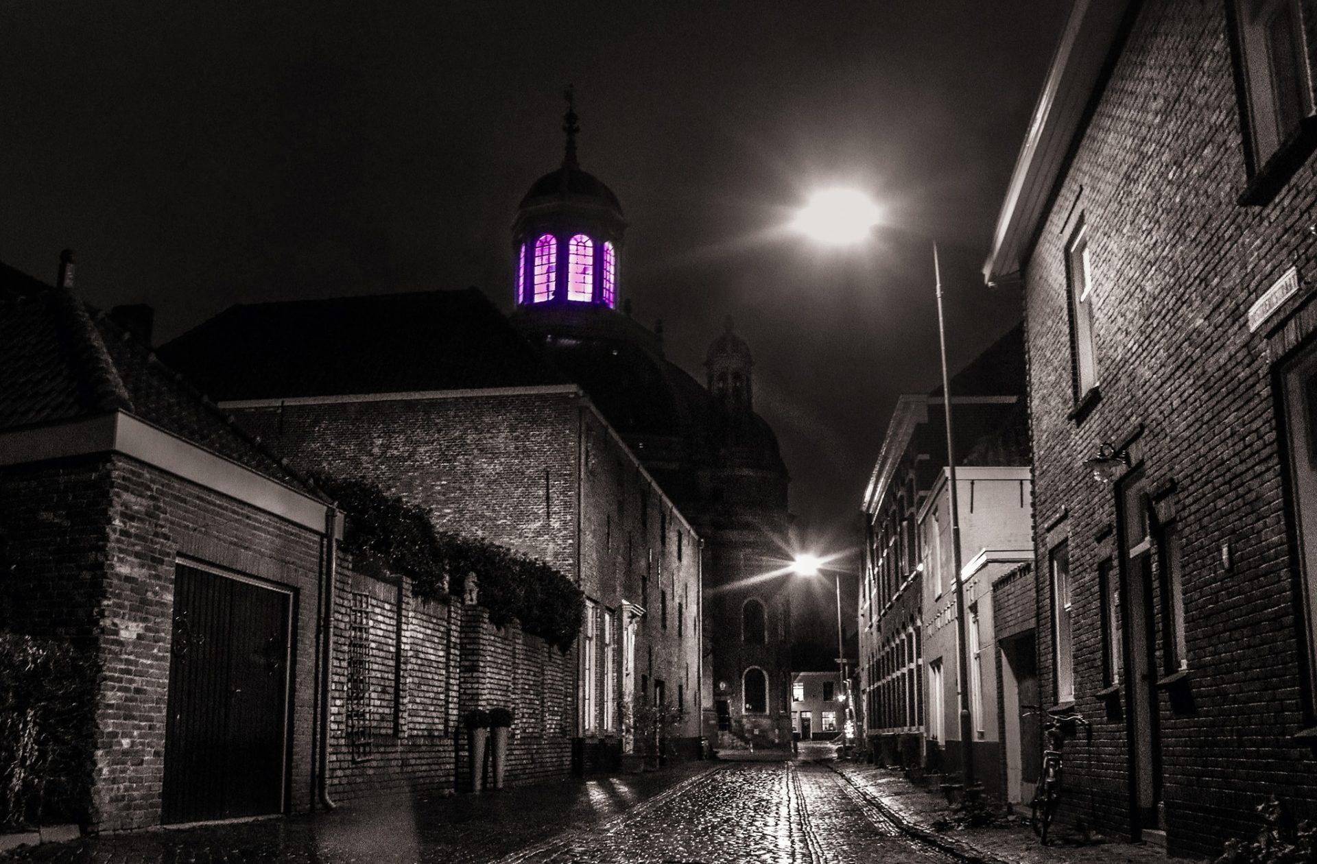 Afbeelding #000 voor het verhaal Licht op verzoek in de Oostkerk in Middelburg