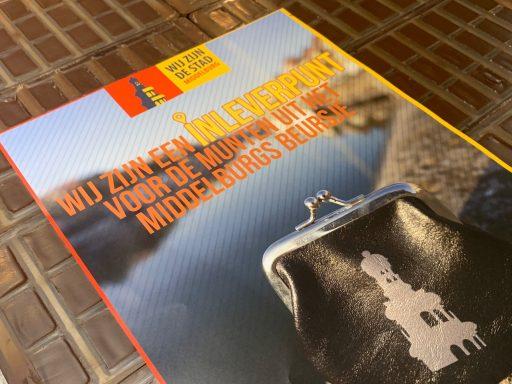 Afbeelding #000 voor het verhaal Muntenactie Middelburgs beursje verlengd tot en met 31 maart 2021