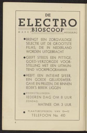 Afbeelding #001 voor het verhaal Welkom in Middelburg, 1907 en 1934