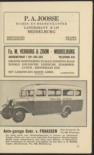 Afbeelding #002 voor het verhaal Welkom in Middelburg, 1907 en 1934